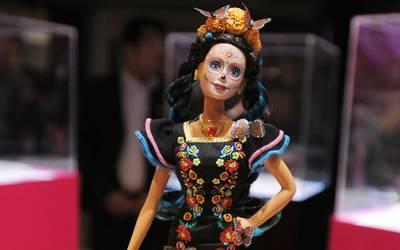 Celebran El Día De Muertos Con Barbie El Sol De México