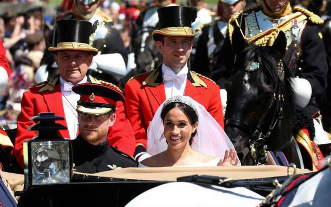 Qué hay detrás del amor de Harry y Meghan  Geopolítica de la boda ... faecd75d097