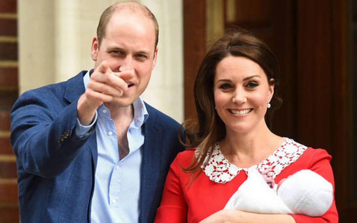 Duques de Cambridge revelan fecha de bautizo del príncipe Louis - El ...