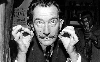 Dalí Genio Surrealista Que También Destacó Por Sus Frases