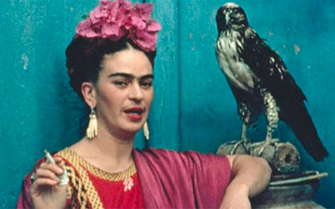 Llega El libro secreto de Frida Kahlo para ¡revelar más de la ...