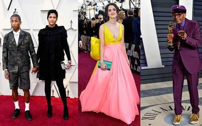 923bcd689e Conoce a los artistas que se llevaron el premio a peor vestido de los Oscar  - El Sol de México