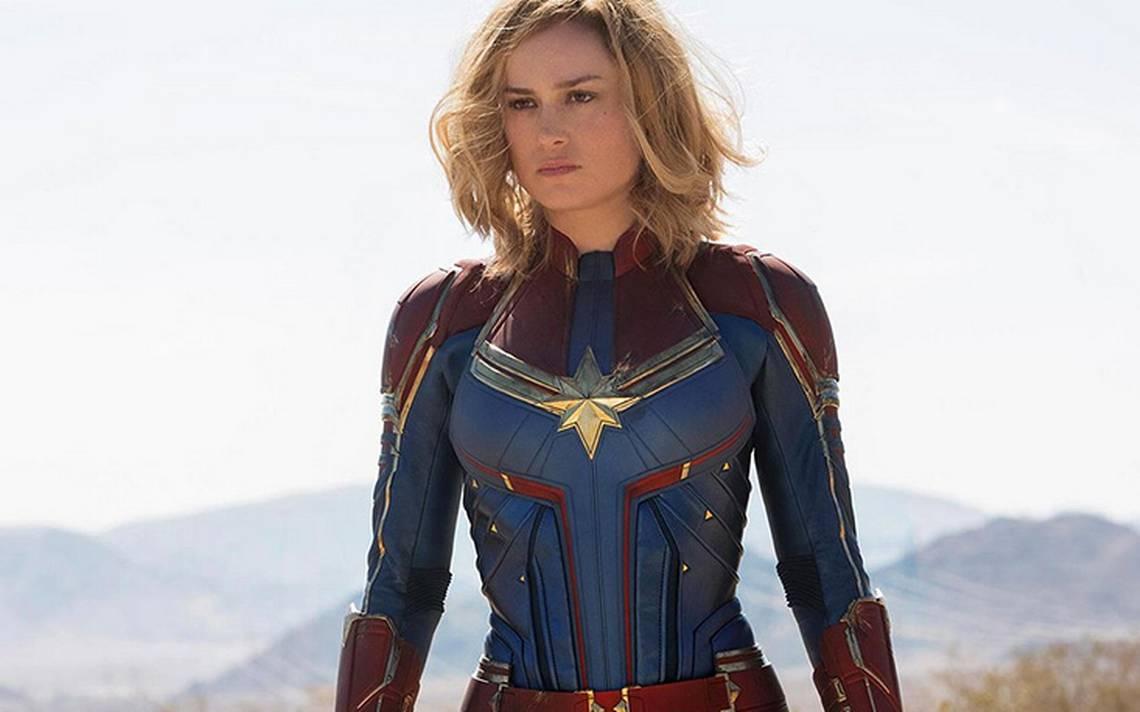 Video] Aquí el poderoso primer trailer de ¡Captain Marvel! - El Sol ...