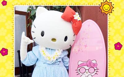 El Una Con Sol Hello México Kitty De Debutará En Hollywood Película IWED9H2