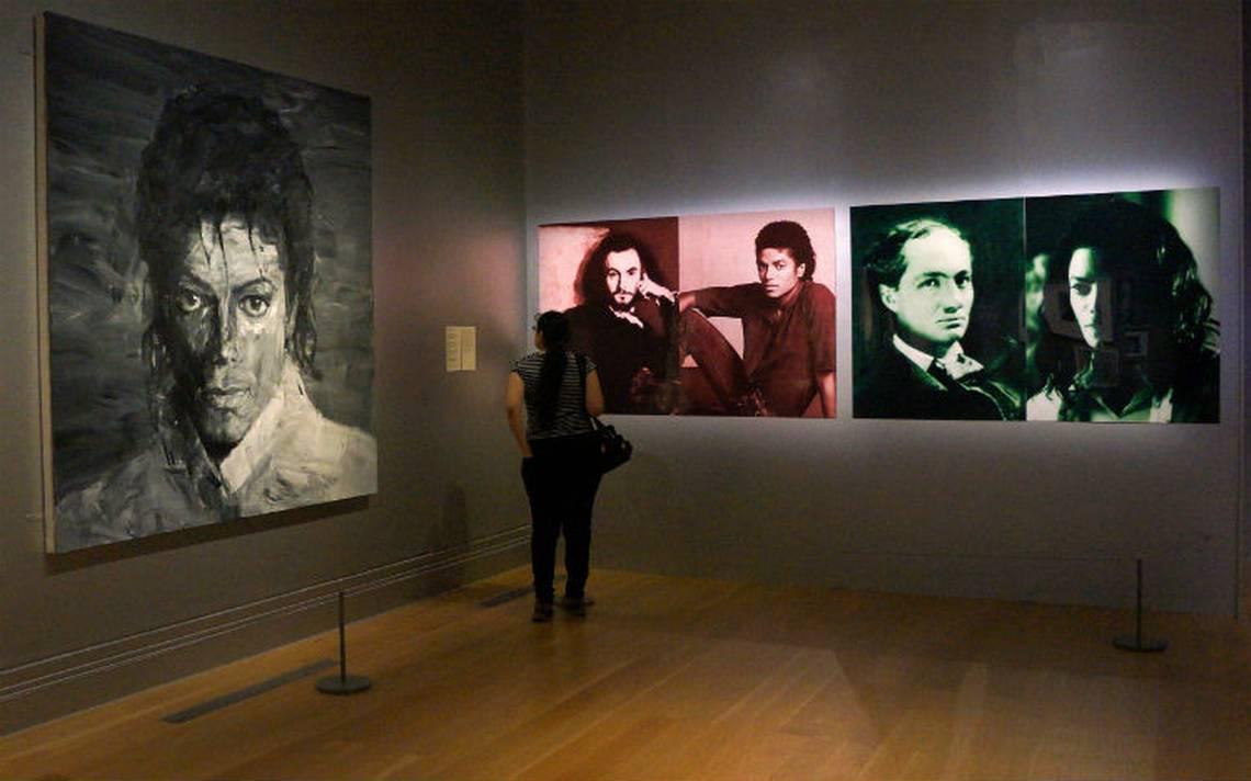 Resultado de imagen para Inauguran una exposición sobre Michael Jackson en París