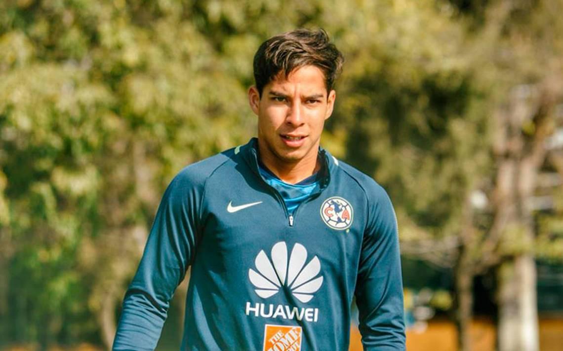 new style 8e49e 35f1b América rechaza oferta de la Roma por Diego Lainez - El Sol ...