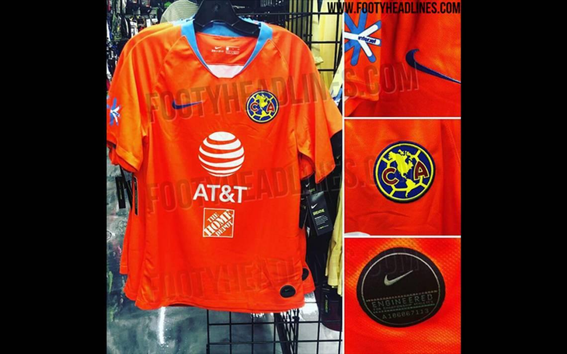 Filtran posible tercer uniforme de América para 2019 - El Sol del Centro 2b42801614b53