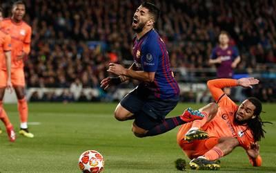 2fd736d55b Luis Suárez reconoce que no hubo penal ante Lyon - El Sol de México