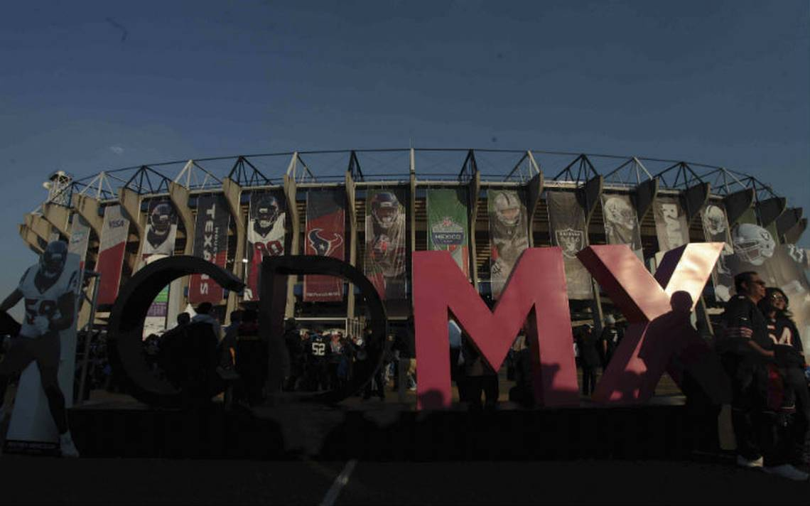 e597810e759d3 Estos son las fechas y precios de boletos para la NFL en México - El Sol de  México