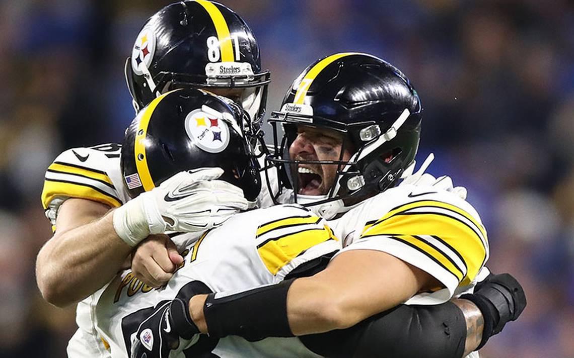 Regresa la NFL a México y vendrían los Acereros de Pittsburgh - El Sol de  México b05a0e5f421