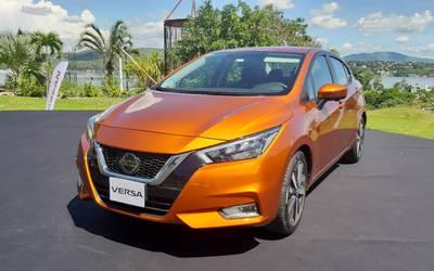 Nissan Versa 2020 Apunta A La Cima El Sol De Mexico