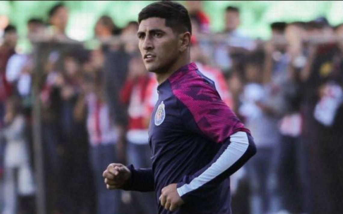 Víctor Guzmán, fuera de Chivas por dopaje? - El Sol de México