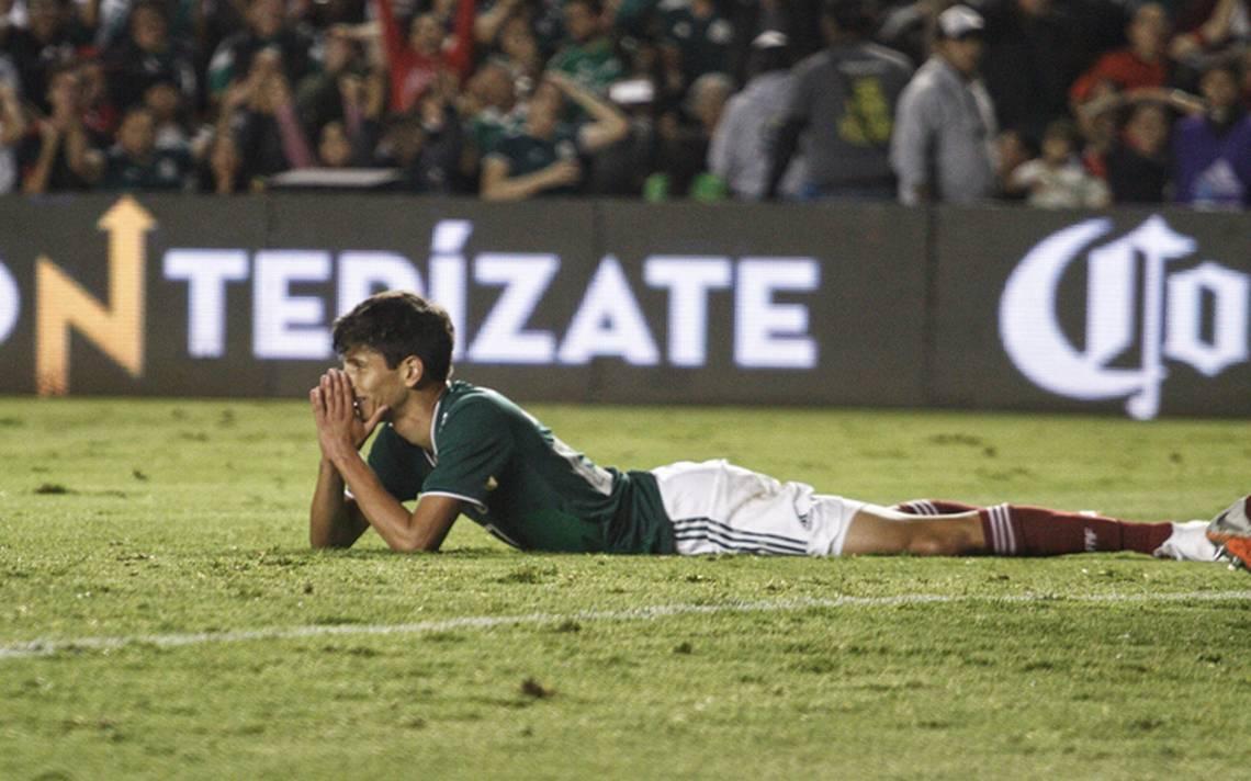Selección Mexicana baja un puesto en el ranking de FIFA - El Sol de México 6787a7a5d3c29