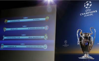 Así se jugarán los cuartos de final de la Champions League - El Sol ...