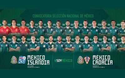Así jugarán los amistosos FIFA el 23 y 27 de marzo en Santa Clara y  Arlington 79c3195319215