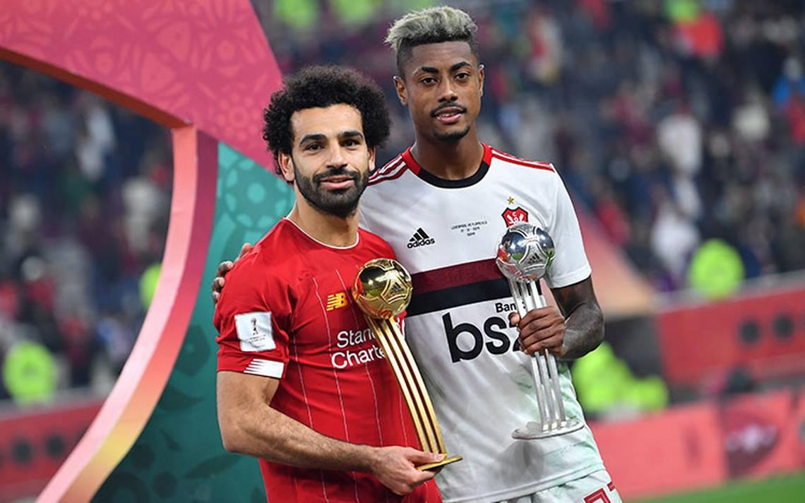 ¡Se lleva el balón de oro! Mohamed Salah, el mejor jugador ...