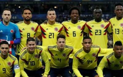 Colombia da lista para Rusia con varios