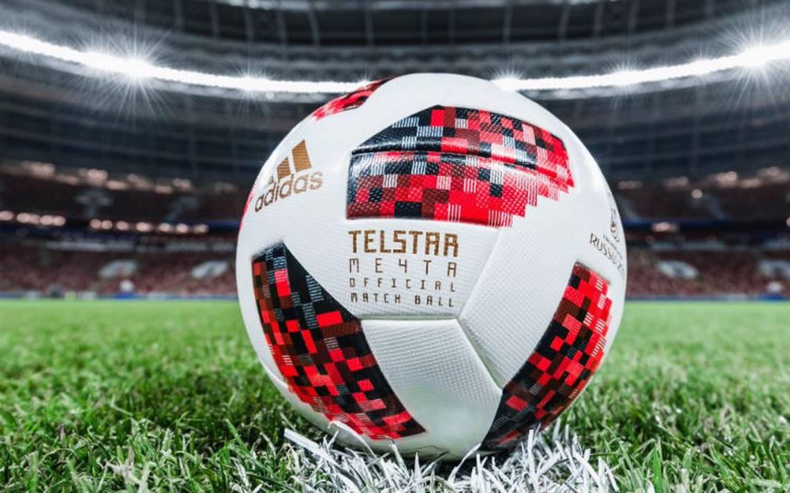 Así es el balón con el que se jugará la segunda fase de Rusia 2018 - El Sol  de México b15d01caf12e6