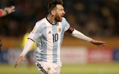 De la mano de Messi Argentina clasifica a Rusia 2018 - El Sol del Centro 4d174b09a8b89