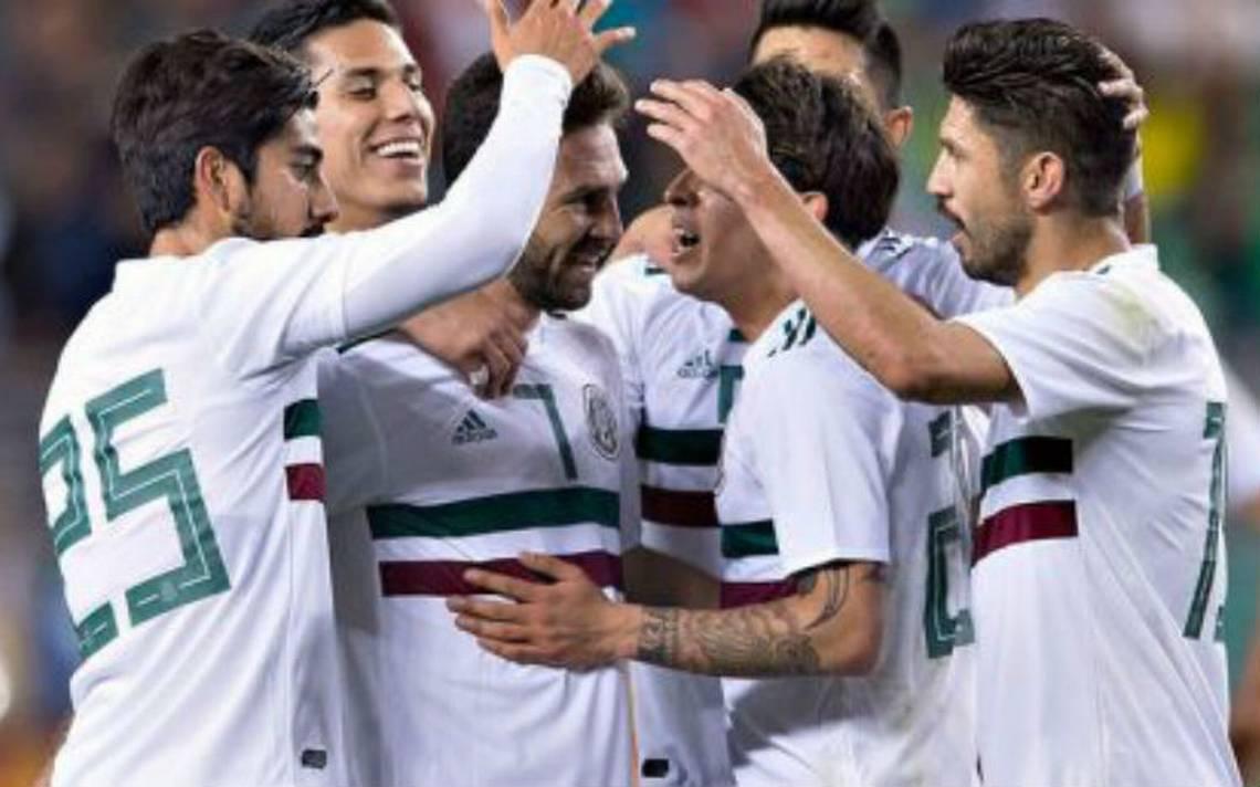 ¿Cuándo juega México en el Mundial Rusia 2018  Aquí el calendario y  horarios - El Sol de México f3ed6660b60ac