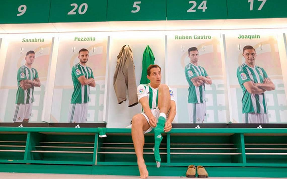 Camiseta Real Betis A. Guardado