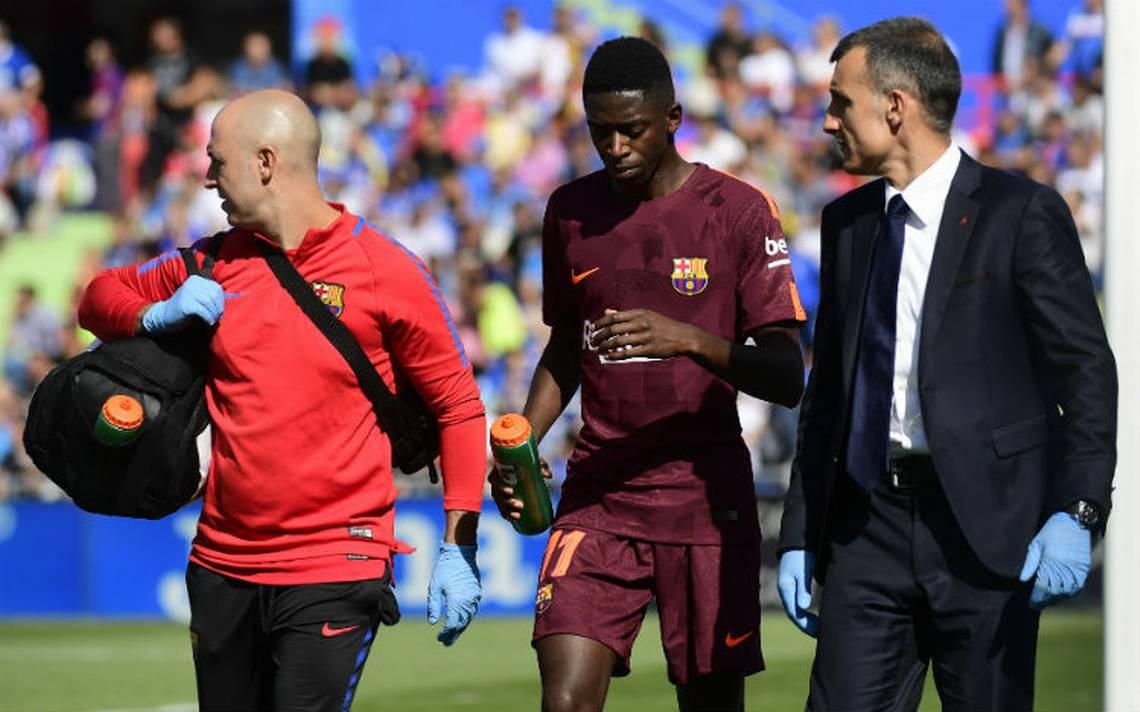 Barcelona choca con Getafe por la fecha 4 de la Liga española