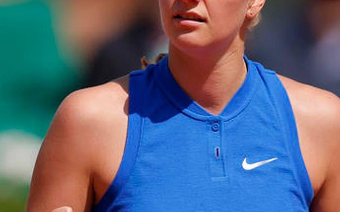Czech Tennis Kvitova Attack