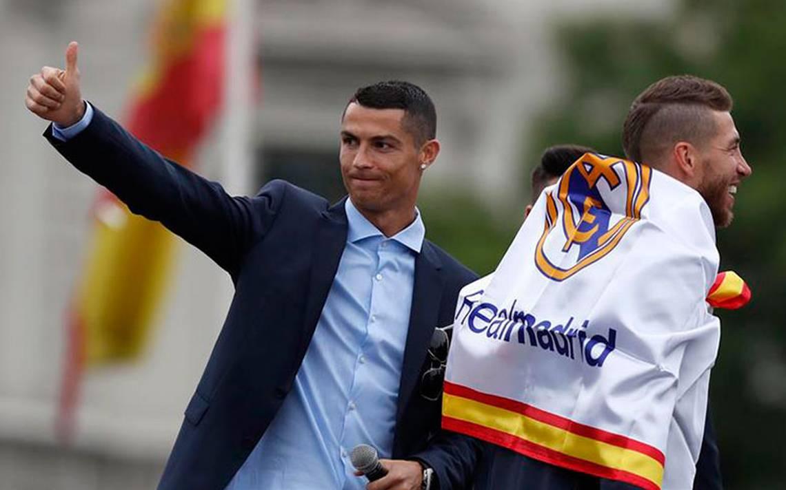 Cristiano ronaldo da esperanzas al real madrid gracias for Proximo partido del real madrid
