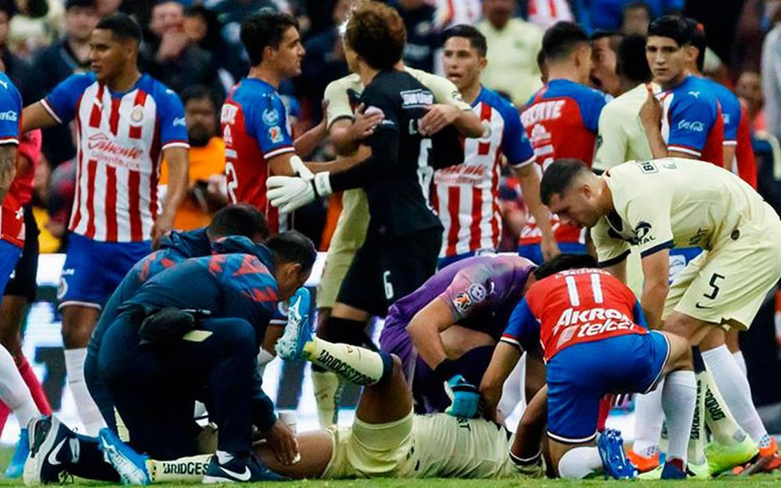 """Video] """"Pollo"""" Briseño hace brutal entrada a Giovani dos Santos ..."""