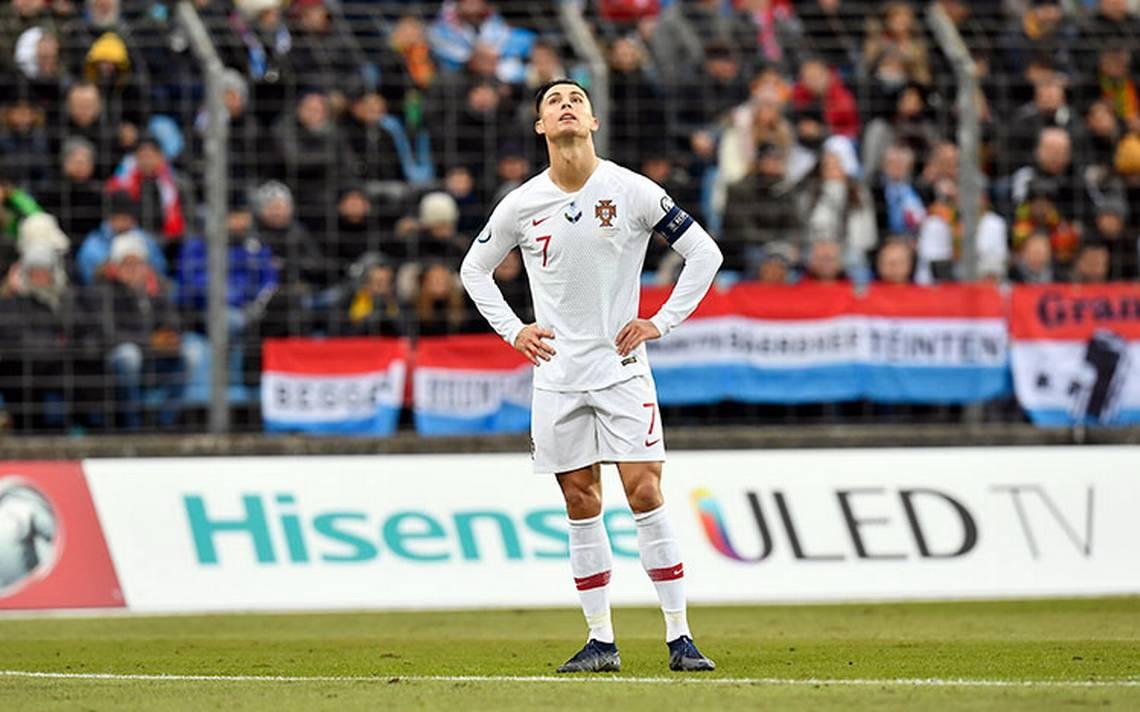 Cristiano Ronaldo admite que no está al 100% - El Sol de Hermosillo