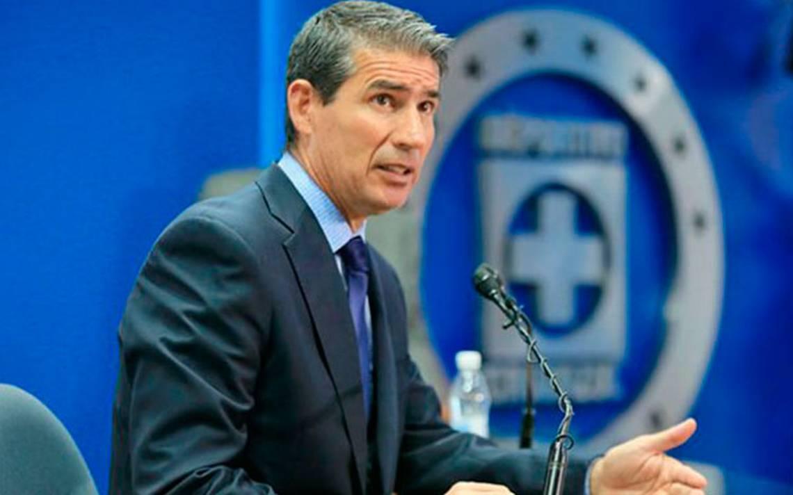 Ricardo Peláez será director deportivo de Cruz Azul — Liga MX