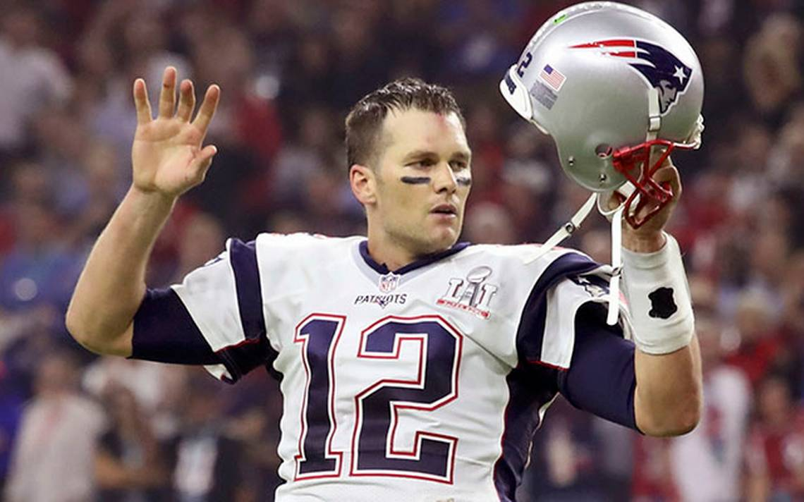 Relación México-NFL no se verá afectada por jersey de Tom Brady - El Sol de  México e85bd049ce8