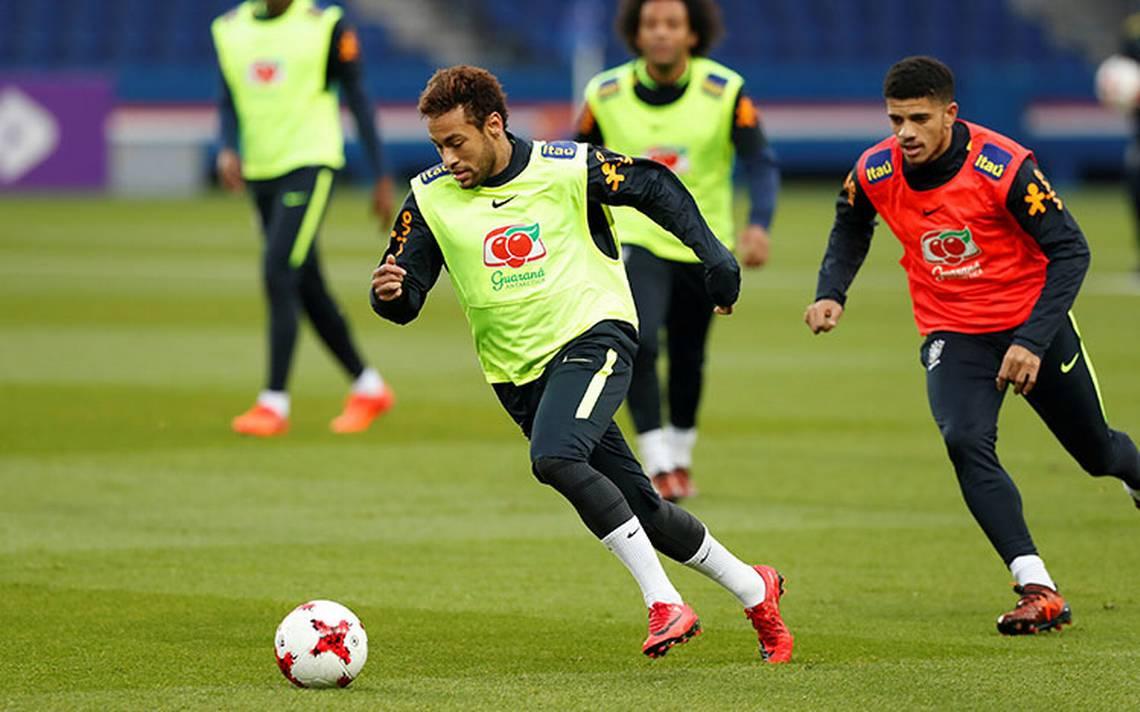 Brasil baila a Japón en amistoso rumbo al Mundial 2018