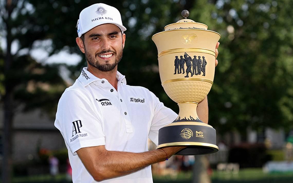 El mexicano Abraham Ancer gana su primer campeonato del PGA Tour - El Sol  de México   Noticias, Deportes, Gossip, Columnas