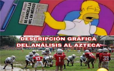 Perdimos la NFL en el Azteca pero ganamos los queridos memes - El Sol de  México c9d7a8e4b34