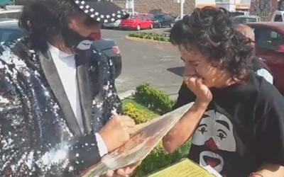 Eres El Mejor Payaso Del Mundo Fan Conoce A Cepillin Y Video Se Hace Viral El Sol De Mexico Noticias Deportes Gossip Columnas