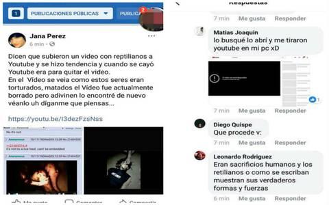 Video Filtrado De Un Reptiliano Provocó La Caída De Youtube Noticias Locales Policiacas Sobre México Y El Mundo Tribuna De San Luis Sonora