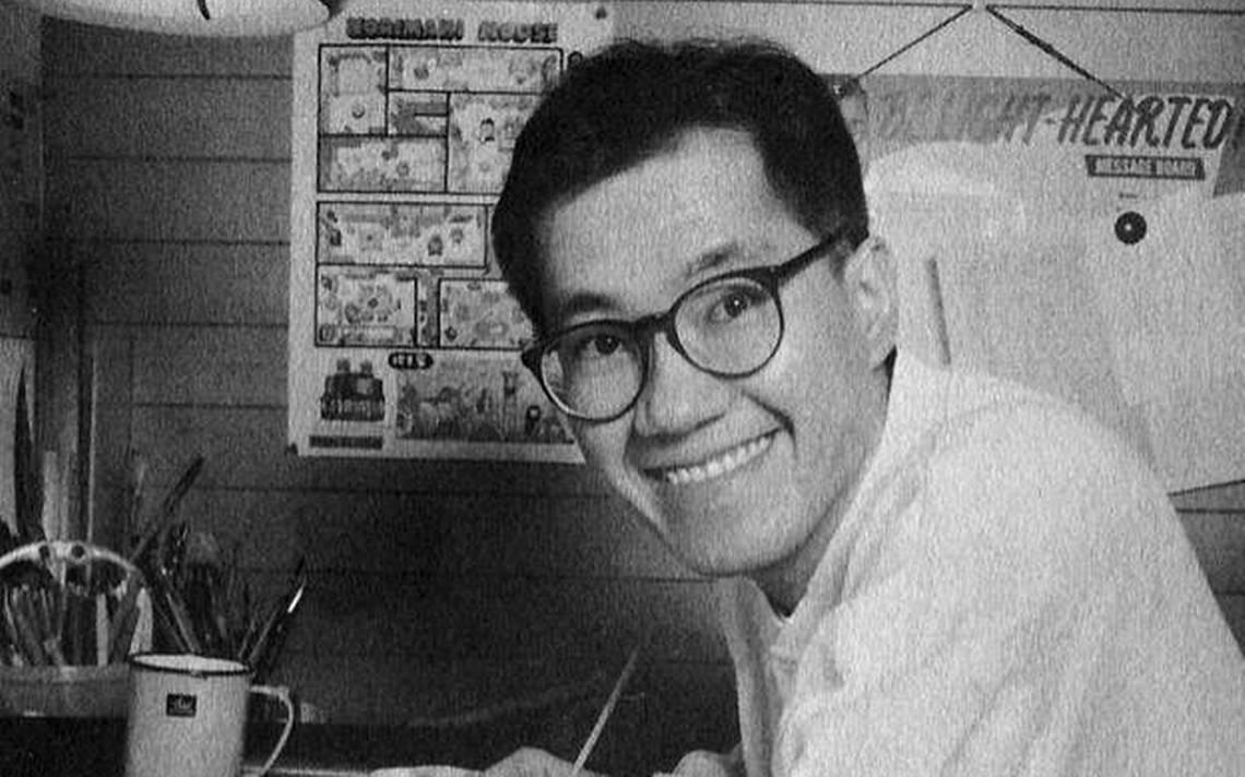 """Akira Toriyama, el """"padre"""" de Goku y Arale cumple 64 años de vida - El Sol  de México"""