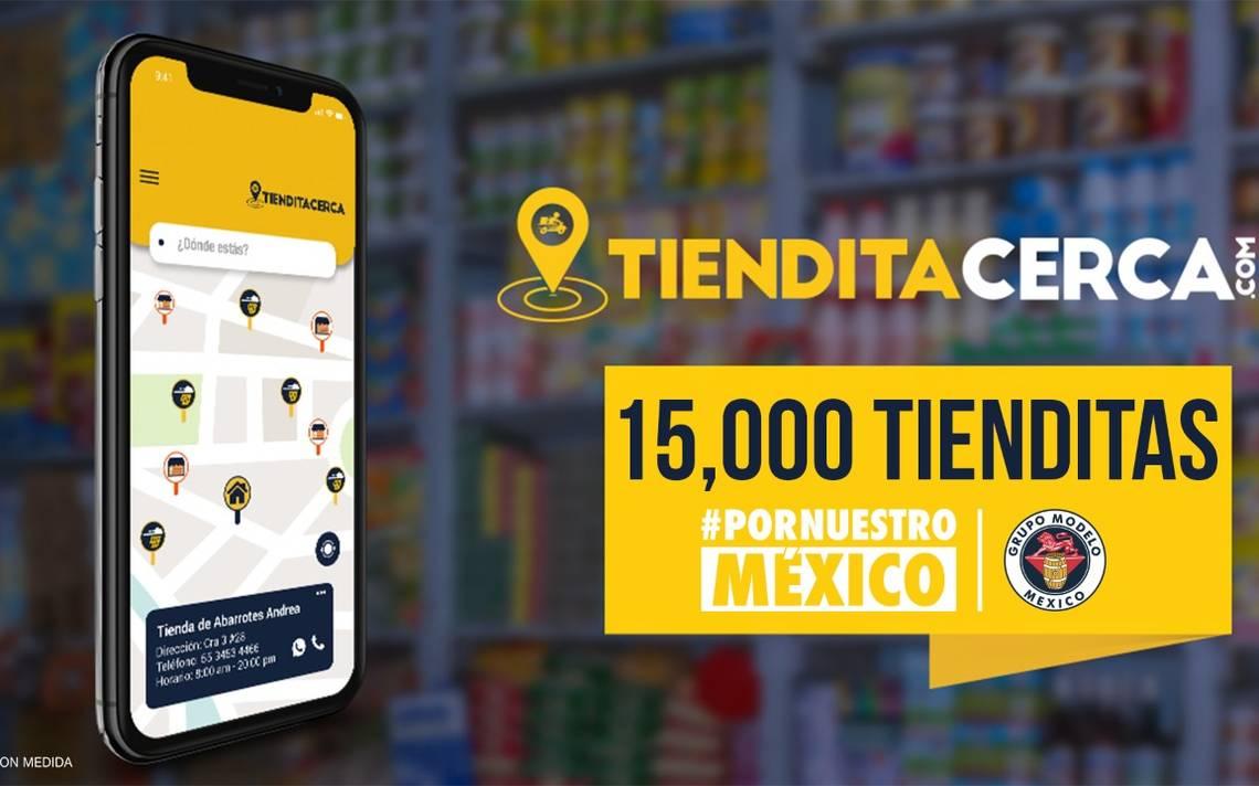 Grupo Modelo lanza Tiendita Cerca, plataforma digital que busca apoyar la  economía local - El Sol de México   Noticias, Deportes, Gossip, Columnas