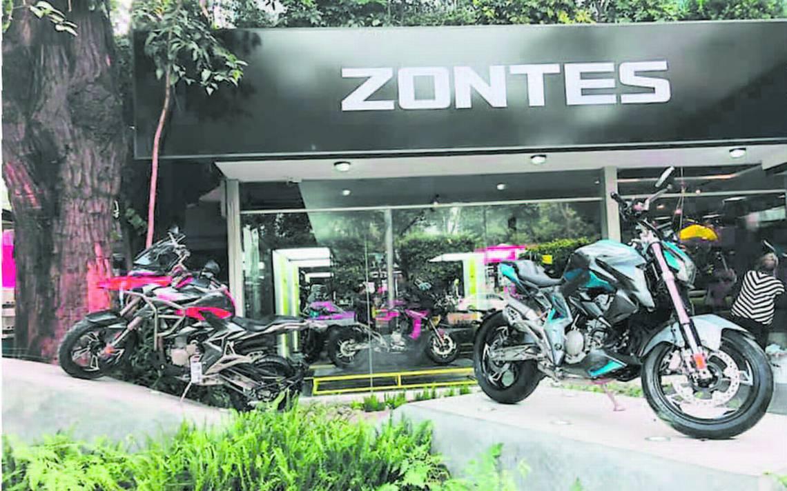 Motocicletas chinas ya rodarán en México - El Sol de Salamanca