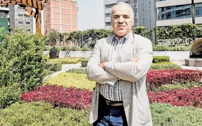 6b1853b6d IA, la jugada de Garry Kasparov para ganarle a la corrupción - El Sol de  Toluca