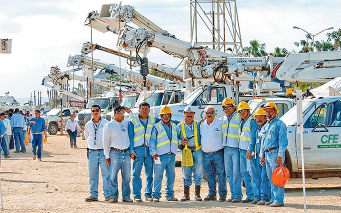 Reduce Comisión Federal De Electricidad 25 Por Ciento De