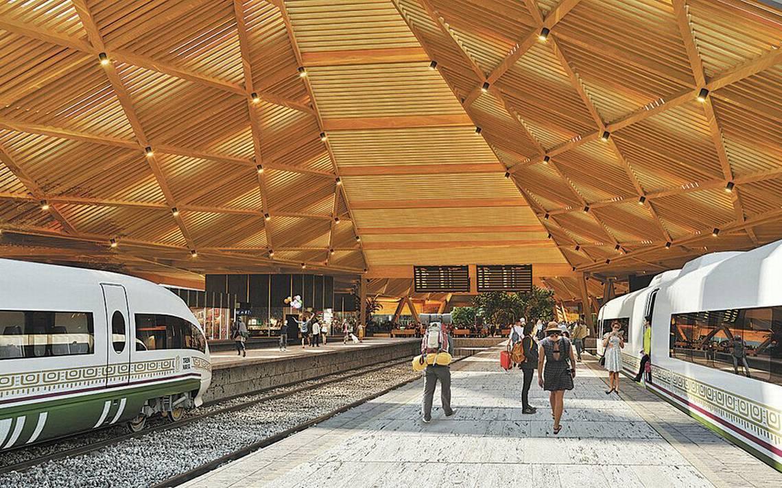 Slim construirá tramo del Tren Maya que se ubicará en Campeche