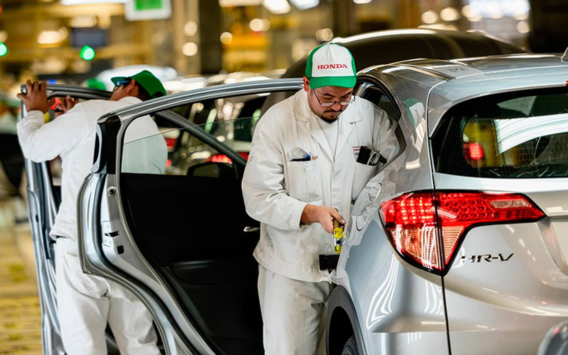 Honda realizará paro de cuatro meses por inundación en planta de ...