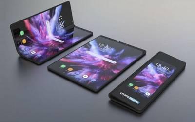 40801655f12 Samsung presenta su smartphone con pantalla plegable, el Galaxy Fold - El  Sol de San Luis