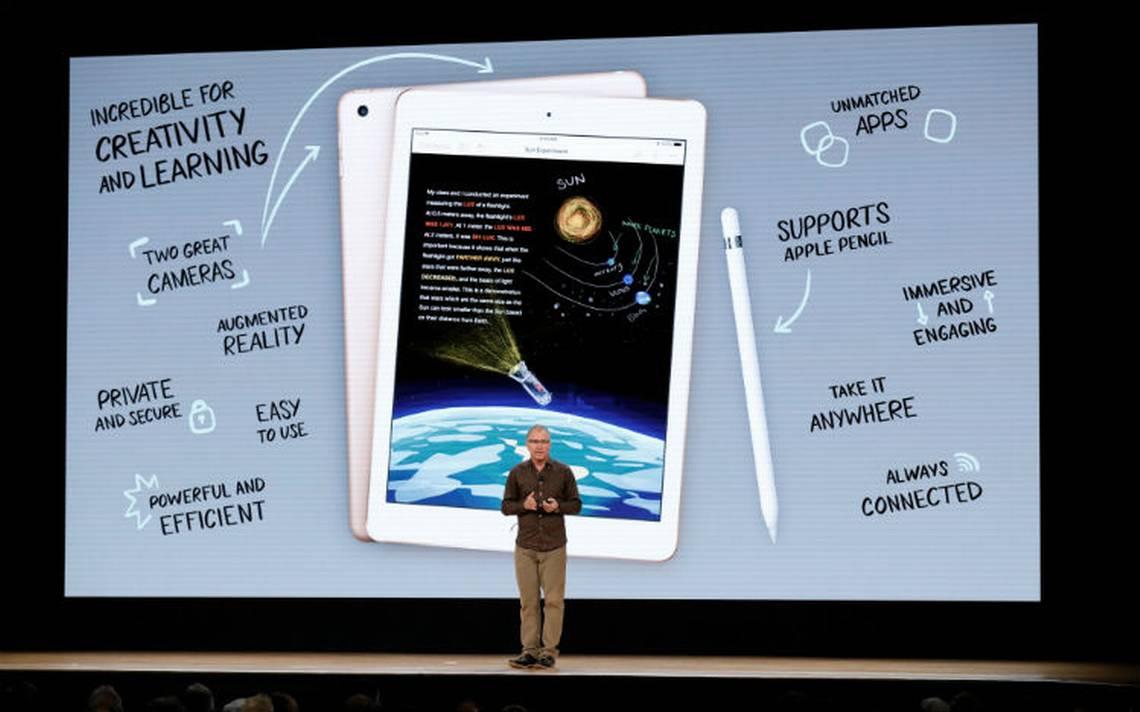 Apple lanza nuevo iPad para estudiantes, pero mantiene precio alto ...
