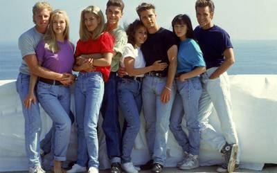 El drama regresa  Beverly Hills 90210 revive con su elenco