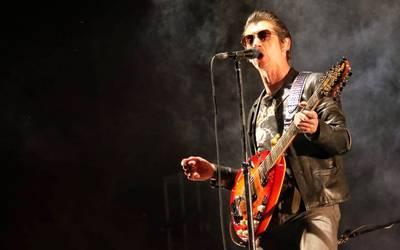 Los Arctic Monkeys inundan el Foro Sol con su rock - El Sol