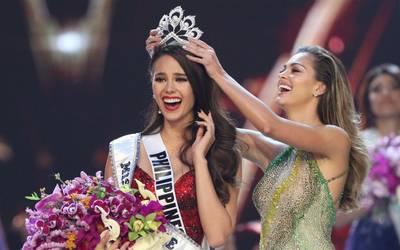 21444d63e ... de Miss Universo y por primera vez en la historia de este concurso de  belleza, una mujer transexual participó en la final: la española Ángela  Ponce