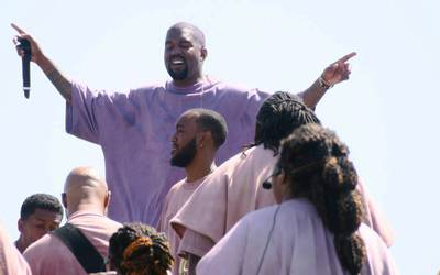 Kanye West Va Del Rap Al Gospel Con Disco Jesus Is King El
